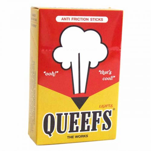 Skateboard Queefs Wax