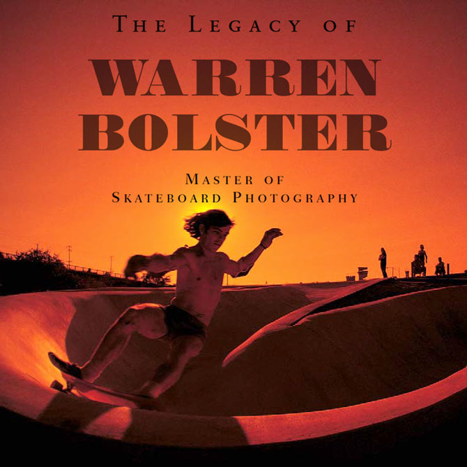 Buy Warren Bolster Skateboard Photography Journal Online Canada Pickup Vancouver