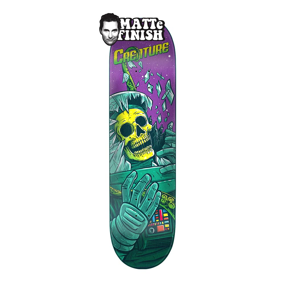 """Buy Creature Space Horros LG Deck 8.25"""" x 32.04"""" Canada Online Sales Vancouver Pickup"""