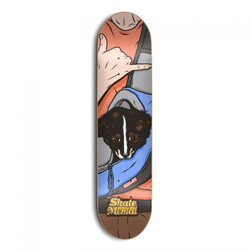 """Buy Skate Mental Colden Dog Carrier 8.375"""" x 31.875"""" Deck Canada Online Sales Vancouver Pickup"""