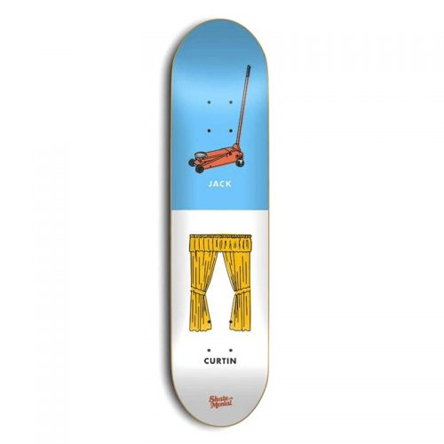 "Buy Skate Mental Curtin Jack Curtin 8.06"" x 31.875"" Deck Canada Online Sales Vancouver Pickup"