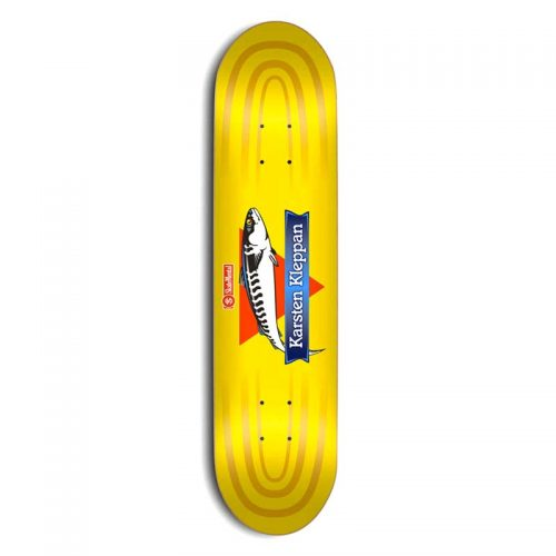 "Buy Skate Mental Karsten Kleppan Canned Fish 8.06"" X 31.875"" Deck Canada Online Sales Vancouver Pickup"