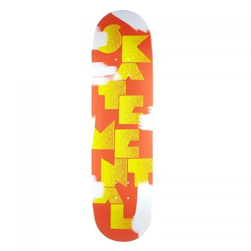 "Buy Skate Mental Logo Stacked 2 8.25"" x 31.625"" Deck Canada Online Sales Vancouver Pickup"