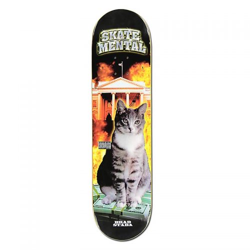 "Buy Skate Mental No Limit 8.25"" x 31.625"" Deck Canada Online Sales Vancouver Pickup"