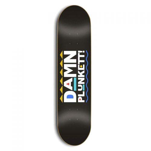 "Buy Skate Mental Plunkett Damn 8.1"" x 31.625"" Deck Canada Online Sales Vancouver Pickup"