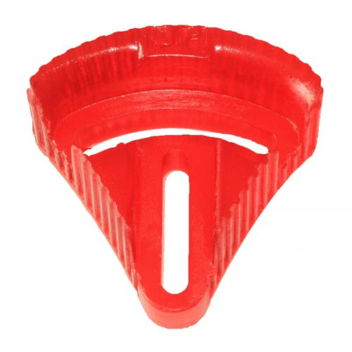 RipTide In and Out Footstop Red