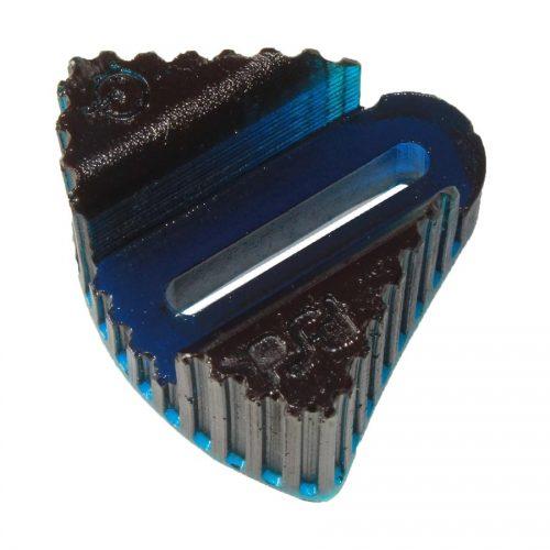 Ripide PSD I/O-Mini Footstop Blue
