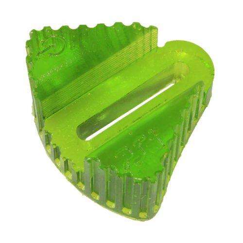 Ripide PSD I/O-Mini Footstop Green