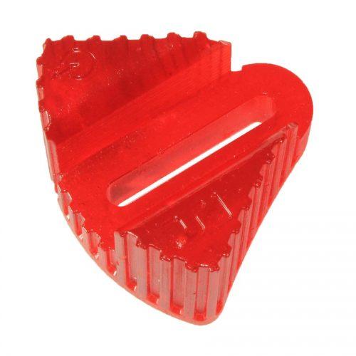 Ripide PSD I/O-Mini Footstop Red