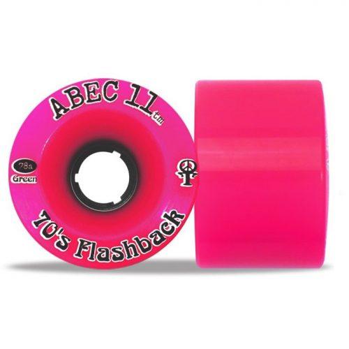 Abec 11 Flashback 70mm Pink
