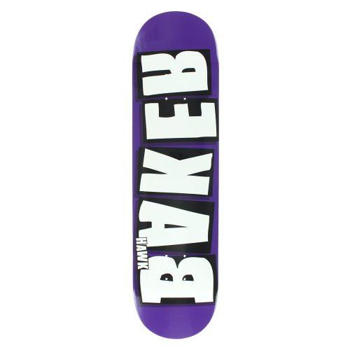 Baker Riley Hawk Purple 7.875'' x 31.25''