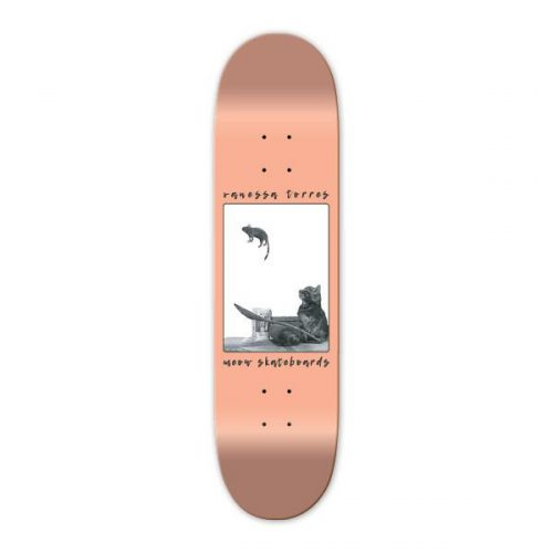 """Buy Meow Skateboards Vanessa Torres Catapult Deck 7.75"""" x 31.62"""" Canada online Vancouver pickup"""