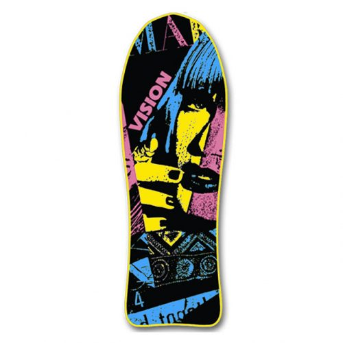 """Buy VISION Aggressor Reissue Deck 10.5"""" x 30.5"""" Canada Online Sales Vancouver Pickup"""