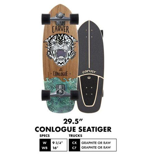 Buy Carver Conlogue Sea Tiger Complete Canada Online Sales Vancouver Pickup