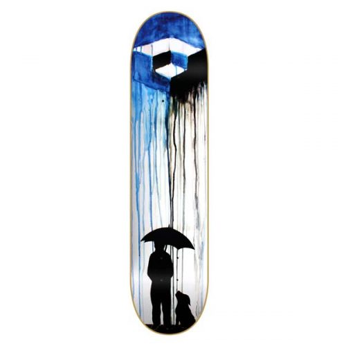 Consolidated Cube Rain 8.5'' Deck