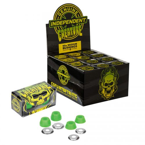 Creature Bushings Green 90A 4-Pack