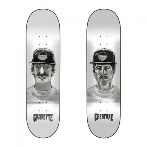 "Buy Creature Gravette KOTD Deck 8.25"" x 32.04"" Canada Online Sales Vancouver Pickup"