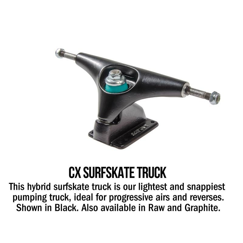 Carver CX Surfsakte Truck Black