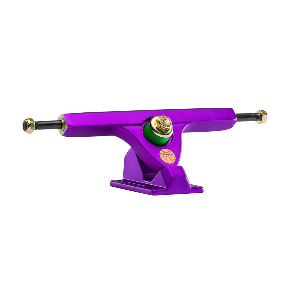 Caliber II Trucks Purple Satin 184MM 50°