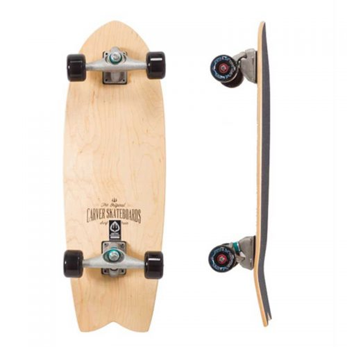 "Buy Carver Clearwood Swallow 29"" x 9.625"" Deck Vancouver Canada Online Skateshop"