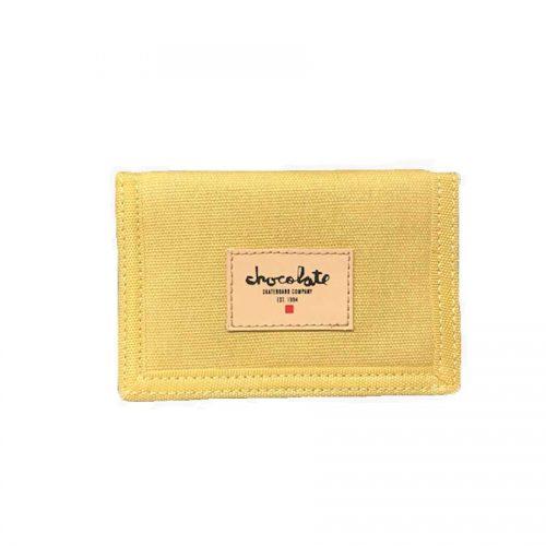 Buy Chocolate velcro wallet beige Canada Online sales Vancouver pick up