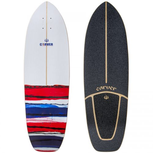 "Carver USA Resin 32.5"" x 9.875"" Deck"