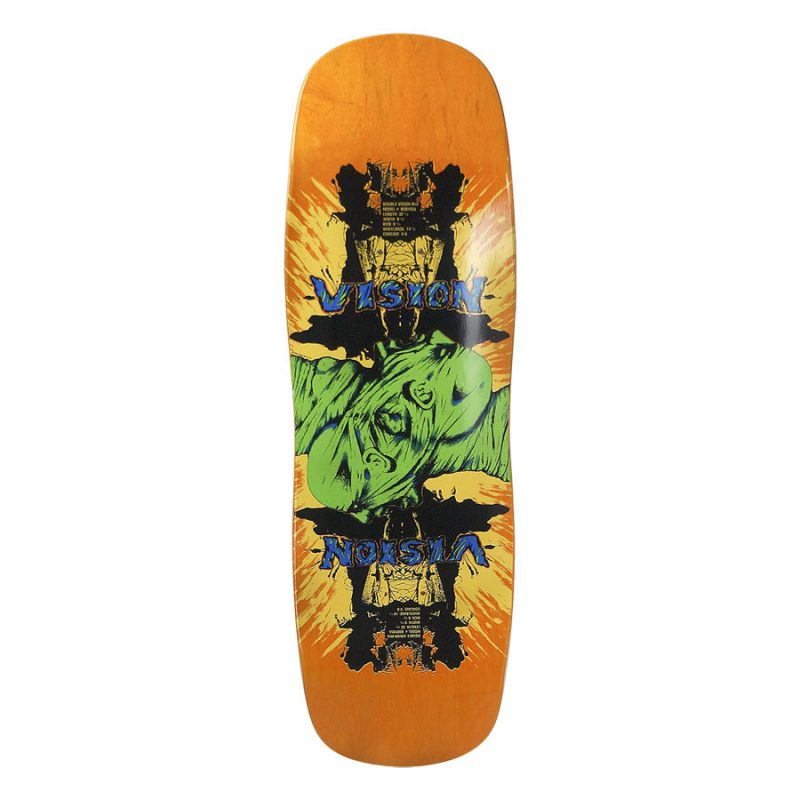 """Buy VISION Double Vision Reissue Deck 9.5"""" x 32.5"""" Canada Online Sales Vancouver Pickup"""
