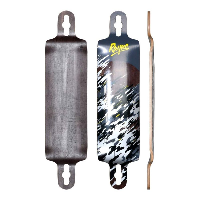 "Buy Rayne Demonseed Wave Camo Deck 10"" x 42"" Canada Online Sales Vancouver Pickup"