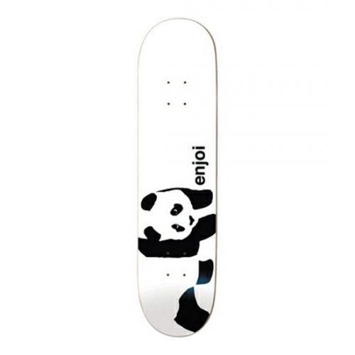"""Buy Enjoi Whitey Panda Logo R7 Deck 8"""" x 31.6"""" Canada Online Sales Vancouver Pickup"""