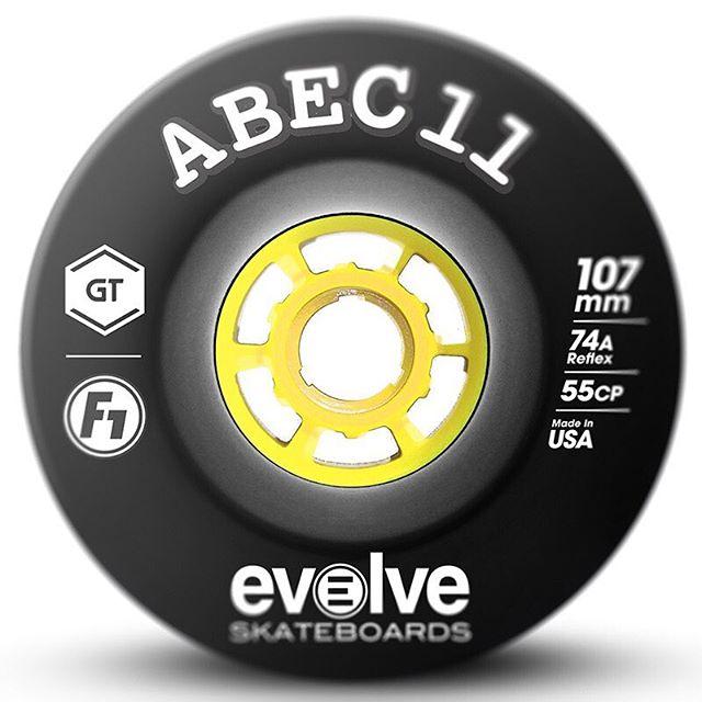 EVOLVE ABEC 107MM Buy Evolve Abec 11 F1 Street Wheels 107mm 74a Canada Online Sales Vancouver Pickup