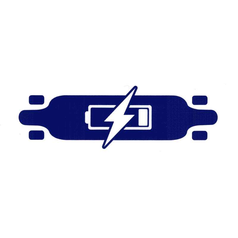Boarder Labs Electric Longboard Sticker