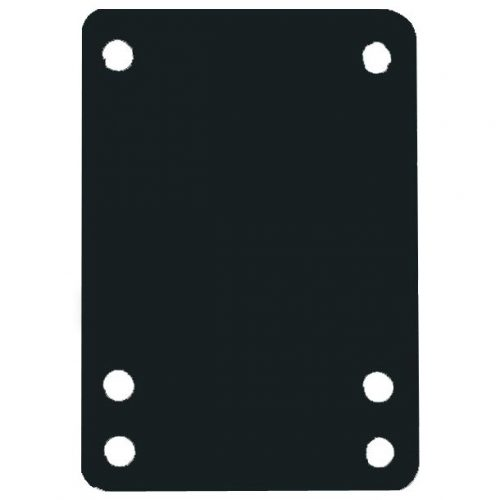 Essentials Riser Pads Black