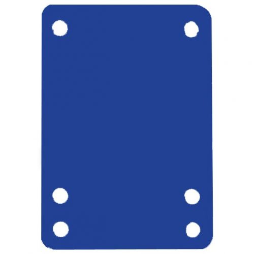 Essentials Riser Pads 1/8th Blue