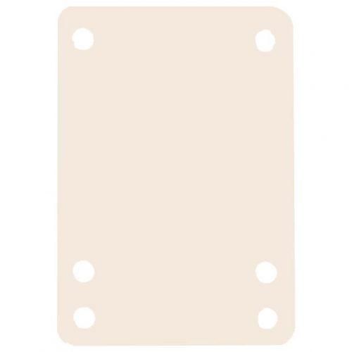 Essentials Riser Pads 1/8th White