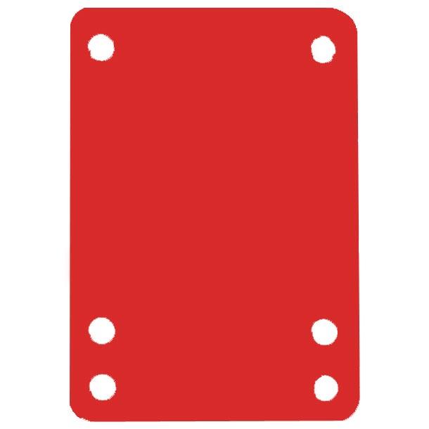 Essentials Riser Pads 1/8th Orange