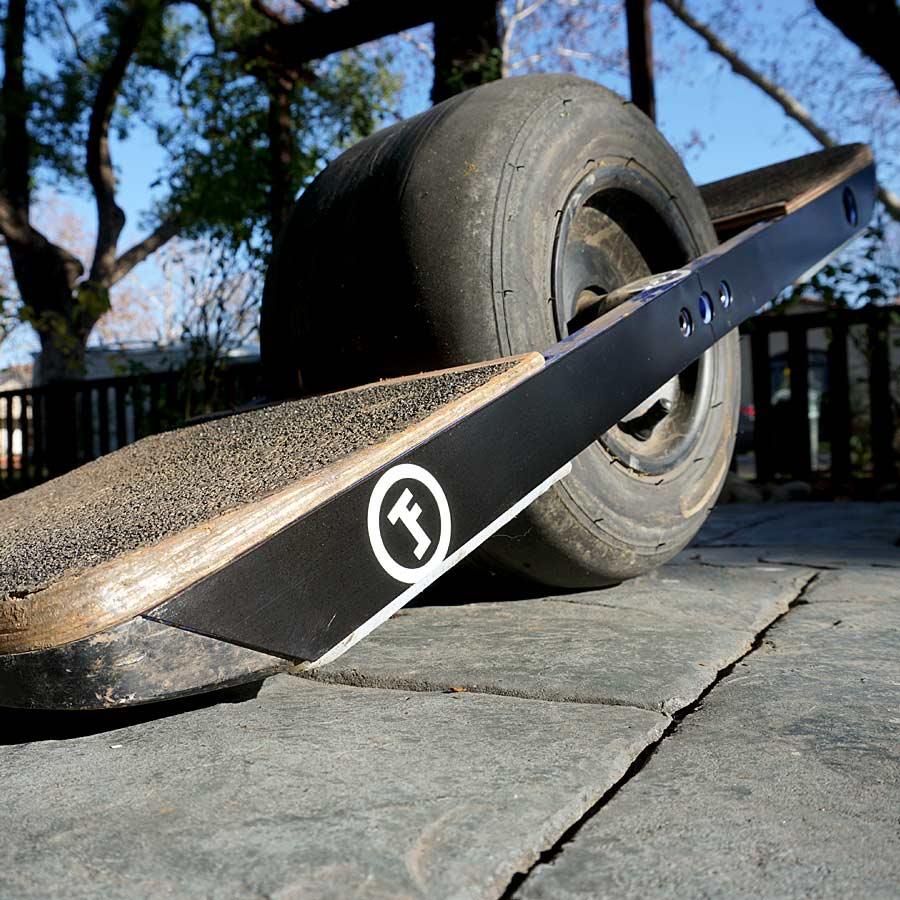 Plus XR set of 4 side bumper rail protectors Funsport Onewheel