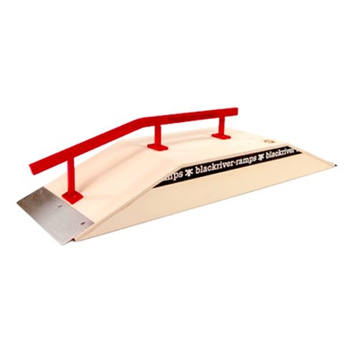 Blackriver Ramps Funbox Kink Rail