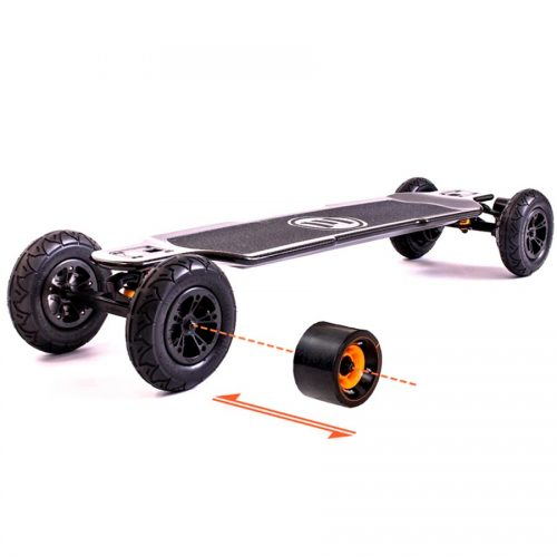 Buy EVOLVE Carbon GT 2 IN 1 Electric Skateboard Canada Online Sales Vancouver Pickup