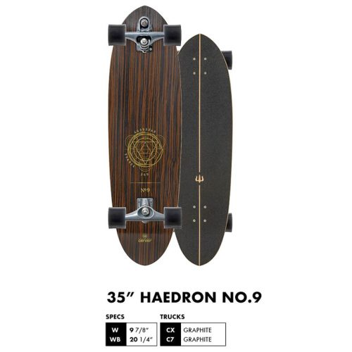 Buy Carver Haedron Series NUMBER 9 Complete Canada Online Sales Vancouver Pickup