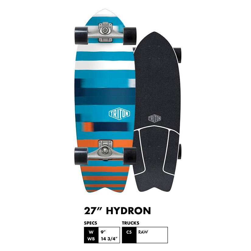 Buy Carver Triton Series Hydron C5 Trucks Raw Complete Canada Online Sales Vancouver Pickup