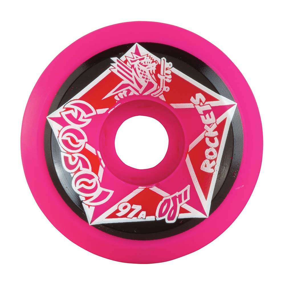Buy OJ Hosoi Rocket Reissue 61mm 97a Pink Canada Online Sales Vancouver Pickup