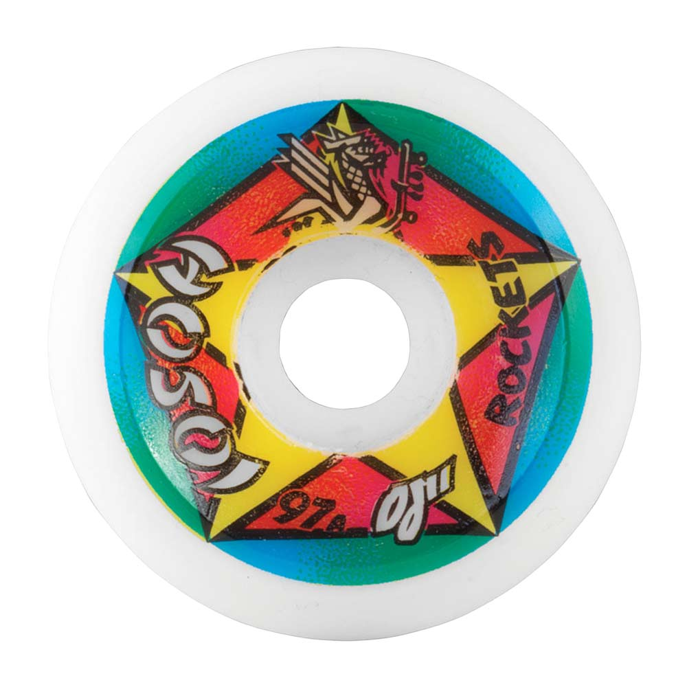 Buy OJ Hosoi Rocket Reissue 61mm 97a White Canada Online Sales Vancouver Pickup