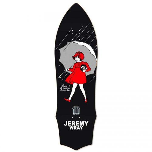 "Buy BLOCKHEAD Jeremy Wray Umbrella Cruiser 32.75"" x 9.5"" Deck online Canada pickup Vancouver"