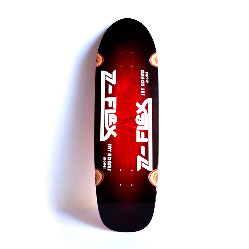 "Buy Z-Flex Jay Adams Pool Deck 9.5"" x 32"" Red Stain Canada Online sales pickup Vancouver"