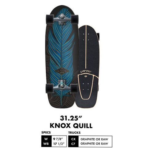 KNOX-QUILL Carver Onlines Sales Canada Pickup Vancouver