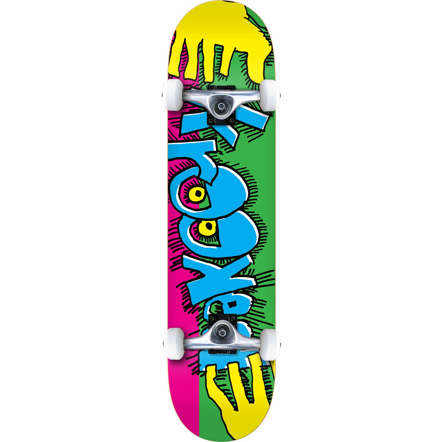Krooked Skateboards Canada Online Sales Pickup Vancouver