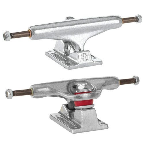 Independent Trucks Low Stg 11 Standard 129mm Silver Double pic