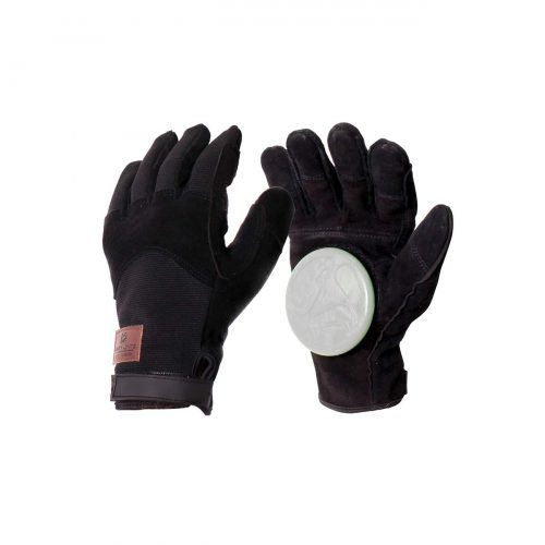 Landyachtz Freeride Slide Gloves 2015 Black Canada Online Sales Vancouver Pickup