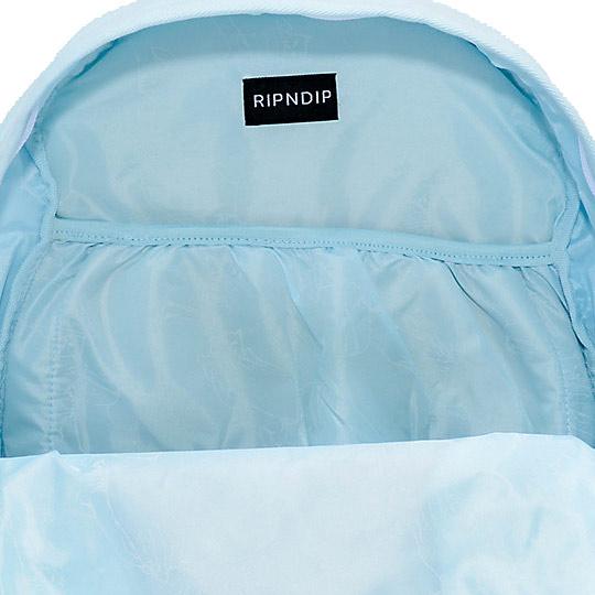 Rip N Dip Lord Nermal Blue Backpack
