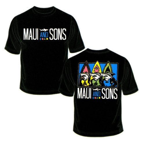 Maui-Crew-Black